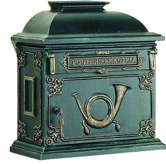Do you know why a horn appears on mailboxes? Messengers and postilions used a small brass horn to signal their arrival. Use of the horn soon became obligatory for the postilion, who had to know at least eight signals, each with a particular meaning: arrival, distress, departure, and so on. But what made the horn so popular was its constant use over several centuries, rather than the regulations requiring that it be carried. Today the horn is the postal emblem of many countries.