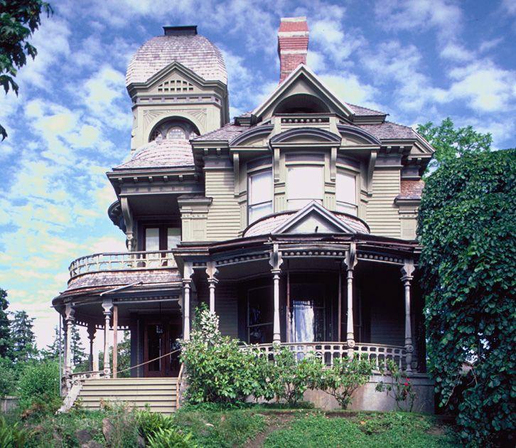 Http Faculty Wcas Northwestern Edu Infocom Scndempr Bedbreak West Wash01 Jpg Victorian Homes Victorian Style Homes Victorian Architecture