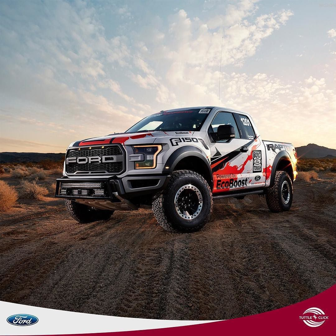 Tuttle Click Ford >> A Tough Truck With A Racing Heart By Tuttleclickfordlincoln