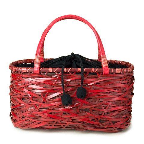 Bamboo Handbag By Japanese Artisan Kenichi Mouri Boho Pinterest
