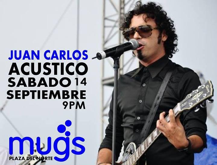 Juan Carlos: Acústico @ Mugs, Hatillo #sondeaquipr #juancarlos #acustico #mugs #hatillo #plazadelnorte