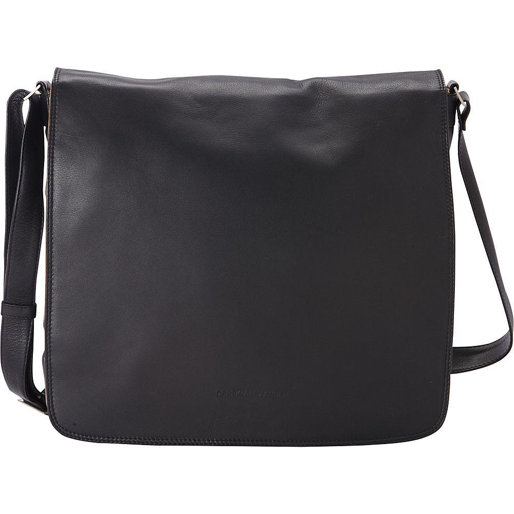 large black cross body bag womens