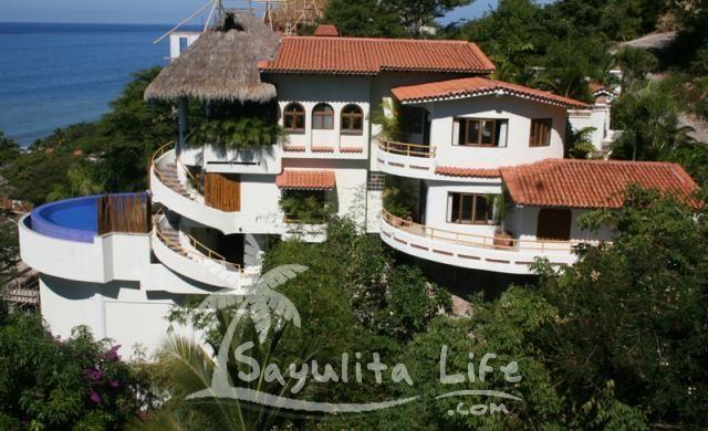 Villa Buena Vista Vacation Rental In Sayulita Mexico Vacation Vista Villa