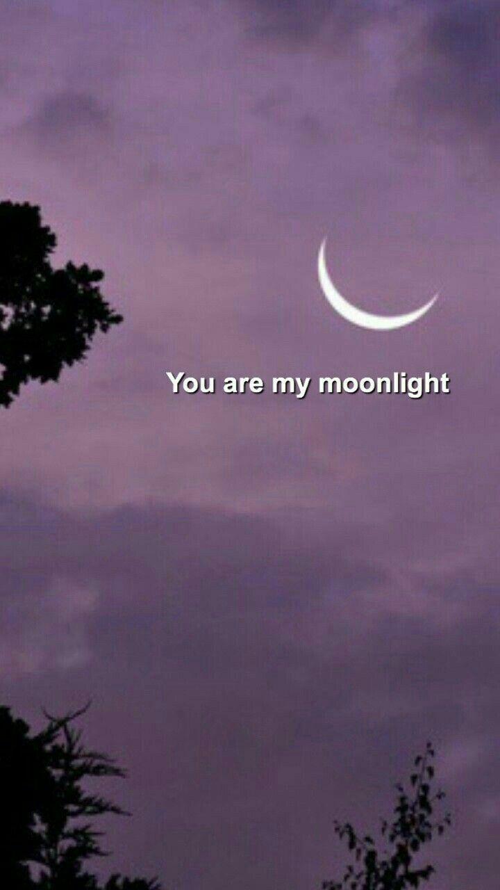 Tumblr iphone wallpaper lyrics - Moon