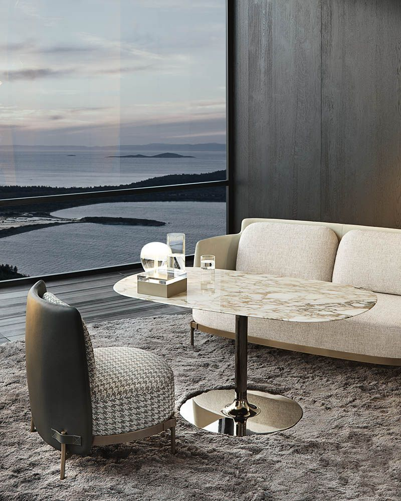 Oliver Lounge table Rodolfo Dordoni design minotti70