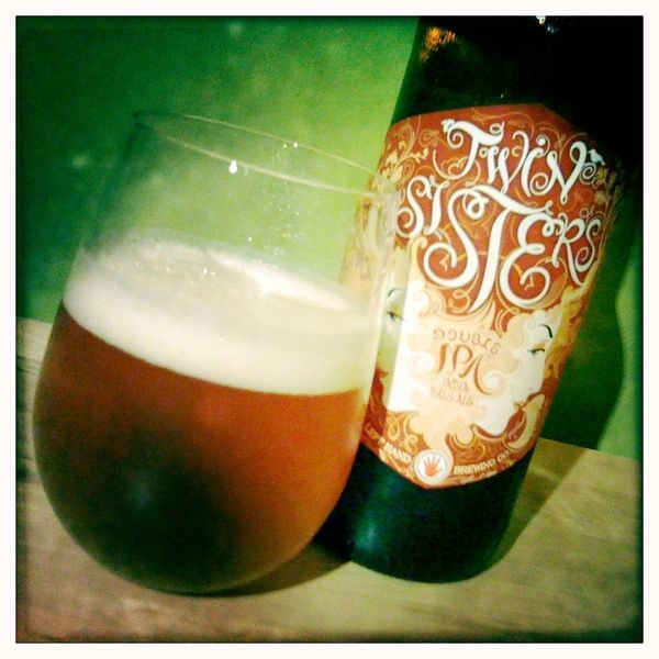 NEW IN BREW: Left Hand's Twin Sisters Double IPA (750ml)
