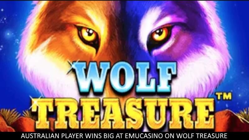 Brad from Australia won a lump sum of $100,000 for playing roulette live wolf…