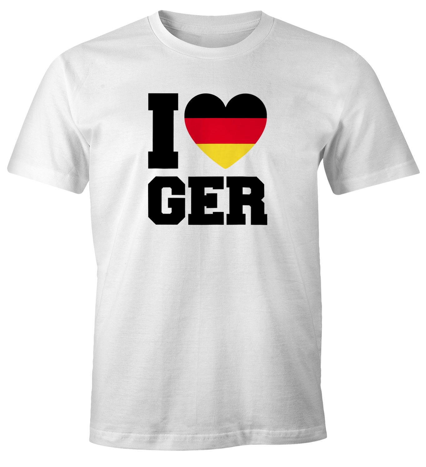 Details About Mens T Shirt I Love Germany Germany Heart Football World Cup Shirt Fanshirt Show Original Title Mens Tops Mens Fashion Cat T Shirt