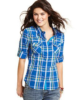 Juniors Tops at Macy's - Cute & Dressy Tops for Juniors