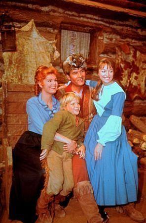 Daniel Boone (TV Series 1964–1970) photos, including production ...