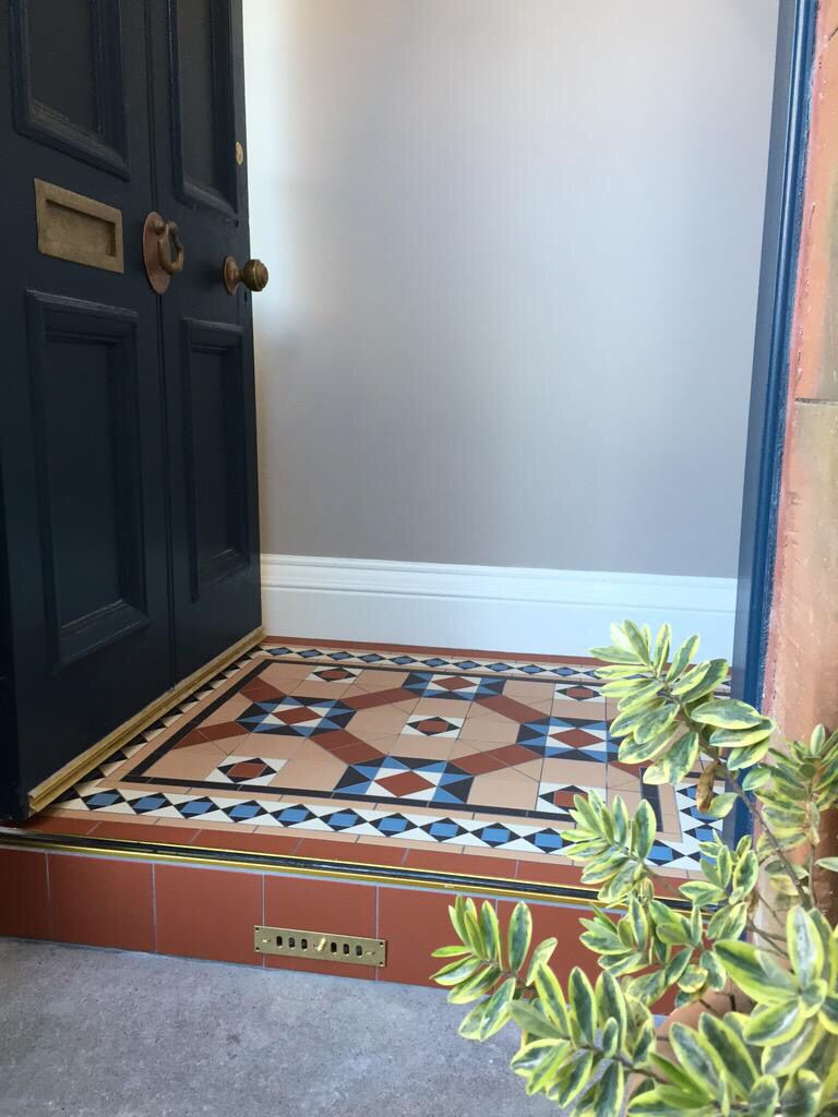 Gullane Part 1 - March 2015. Our most recently completed vestibule ...