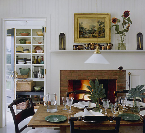 Spark Of Life Kitchen: Gil Schafer ~ Architectural Eye Candy