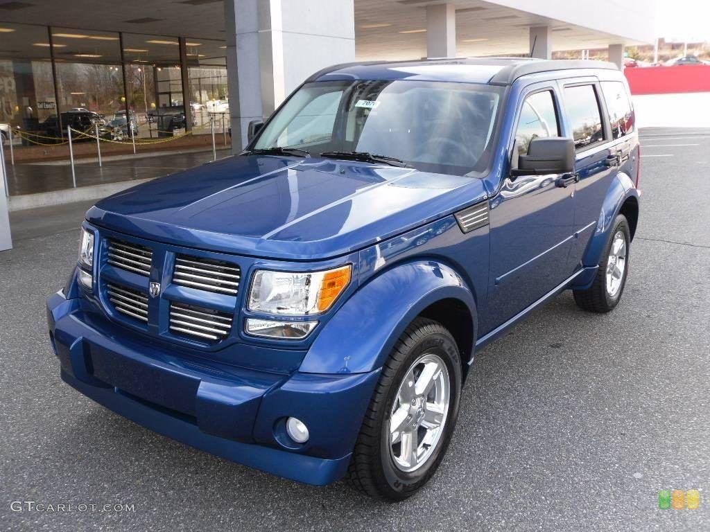2010 Deep Water Blue Pearl Dodge Nitro Dodge Nitro Dream Cars Dodge