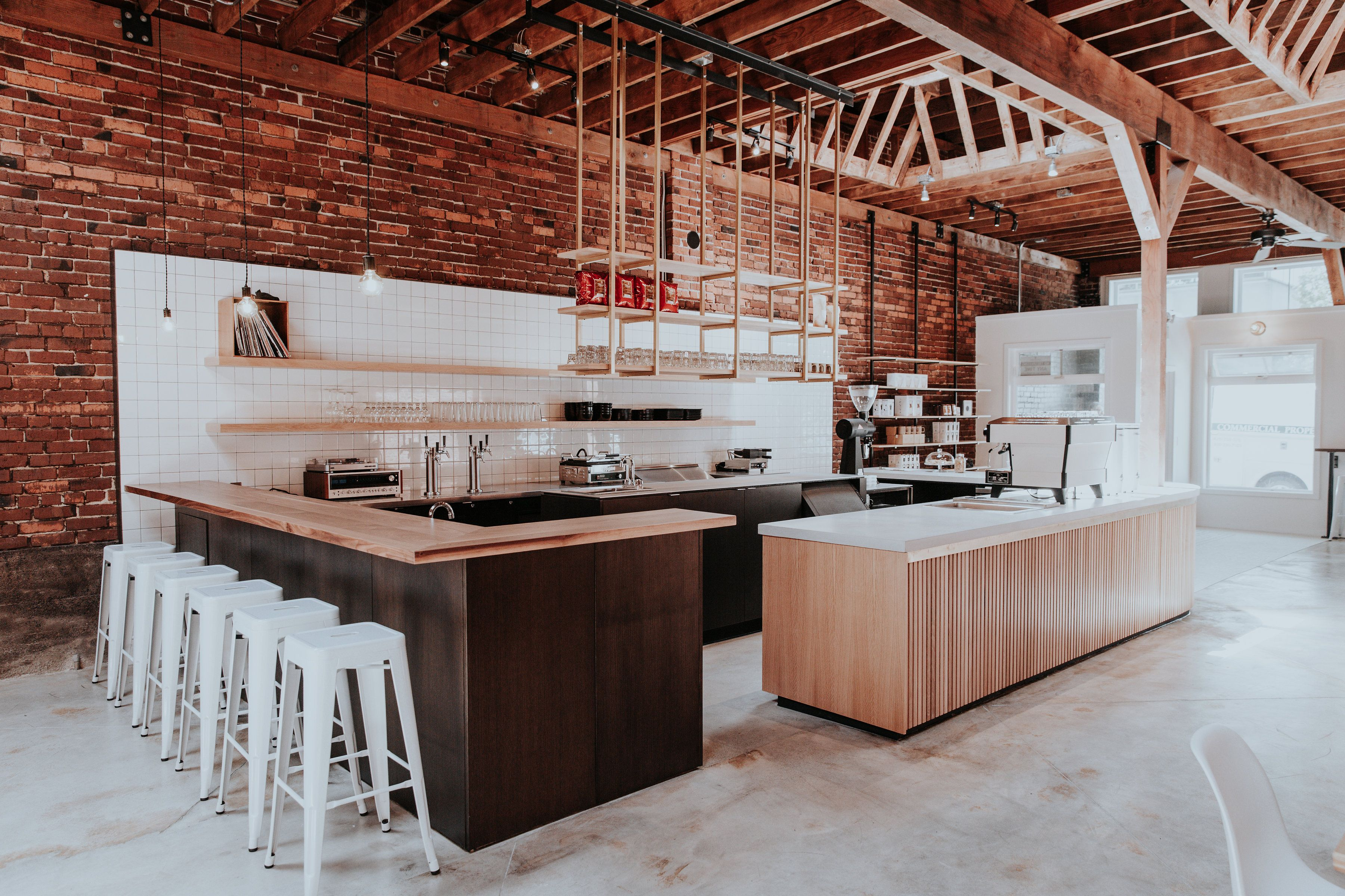 Everett Rising: First Look Inside Narrative Coffee's New Brick And Mortar