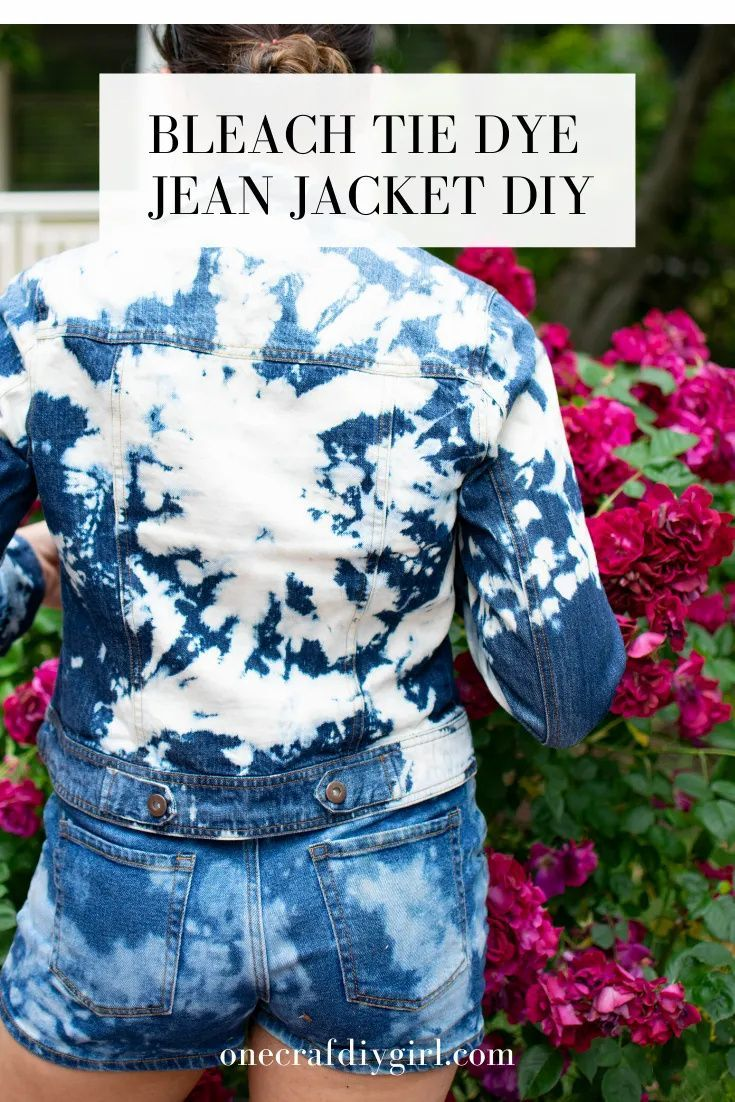 how to reverse tie dye polyester