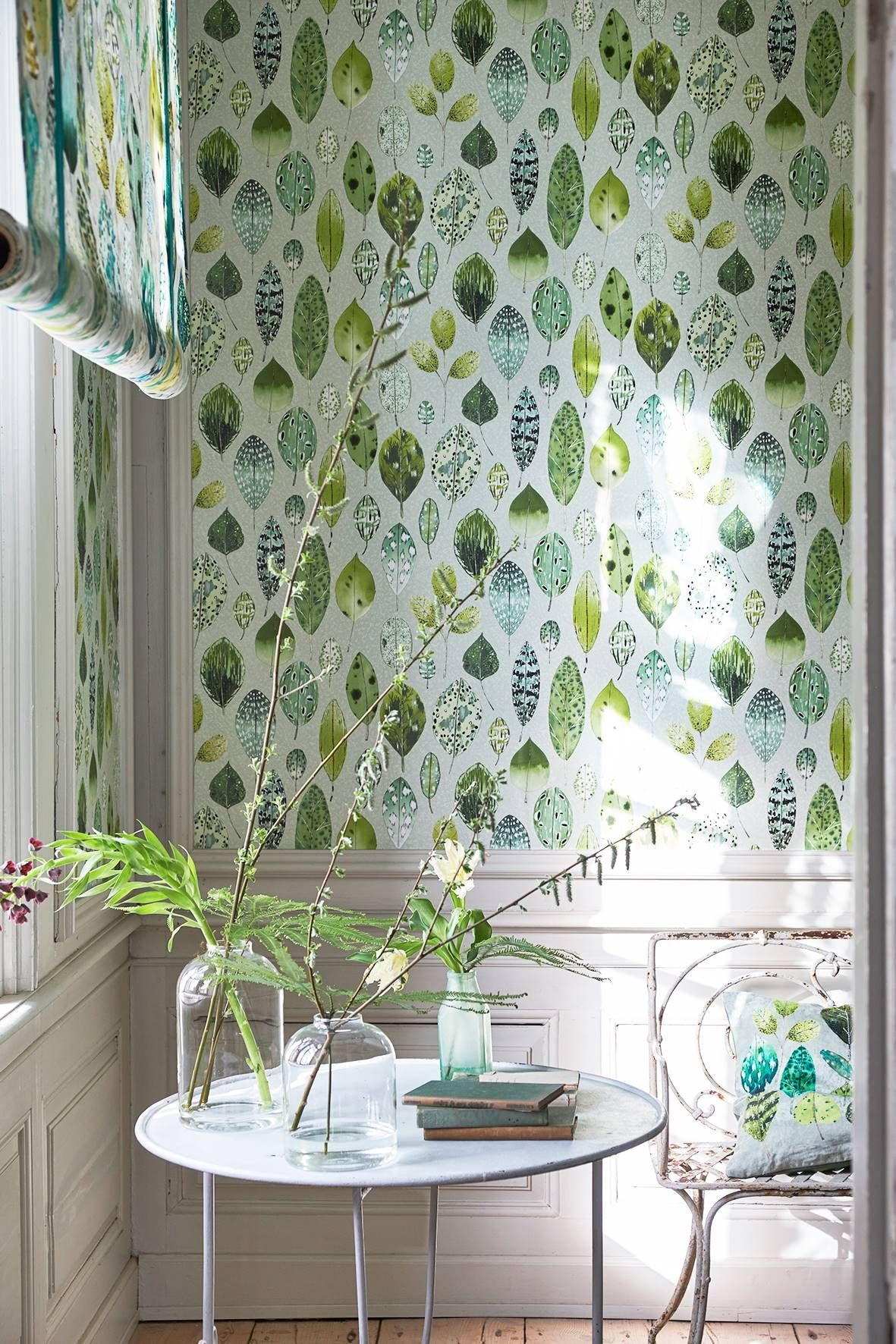 Tendencias Papel Pintado 2019 Influencia Tribal In 2019 Tendencias Designers Guild