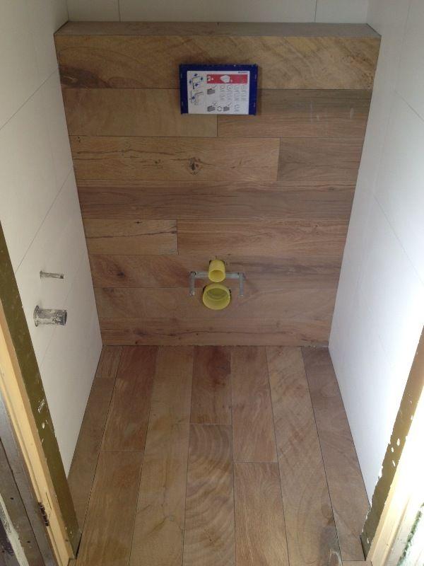 keramisch parket badkamer - Google zoeken | Bathroom Ideas ...
