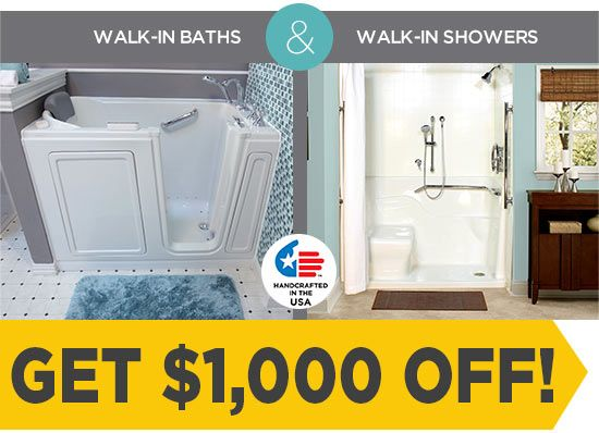Request A Free Walk In Tub Brochure From Liberation By American