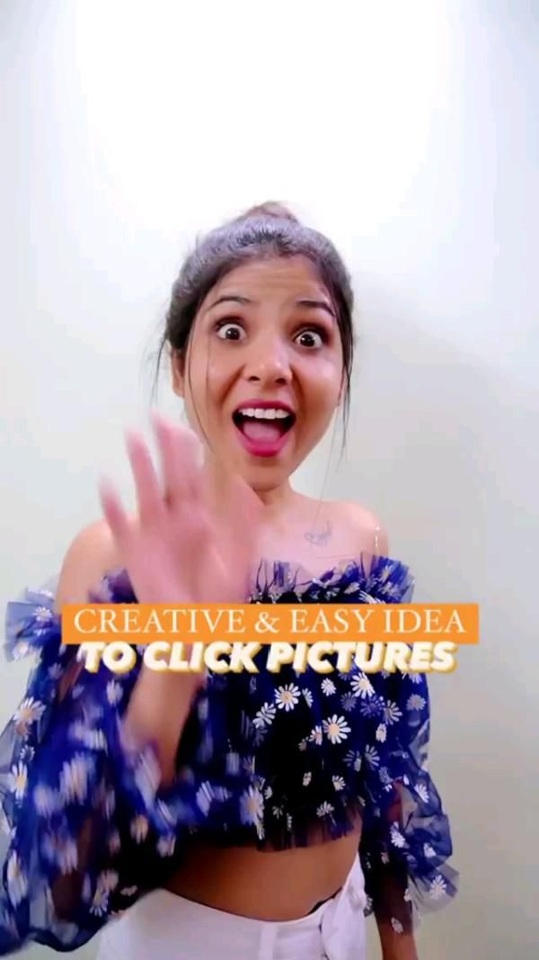 Creative Photography 👌😍 idea