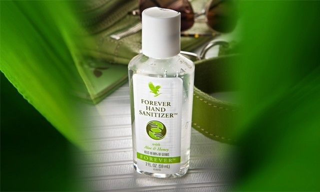 Forever Hand Sanitizer Forever Living Products Health Beauty