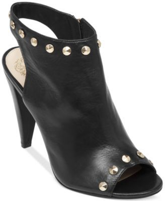 0e537f320b434 Vince Camuto Abbia Booties | macys.com | Shoes, shoes, and more ...