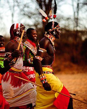 Samburu: This brings back so many memories from Kenya.
