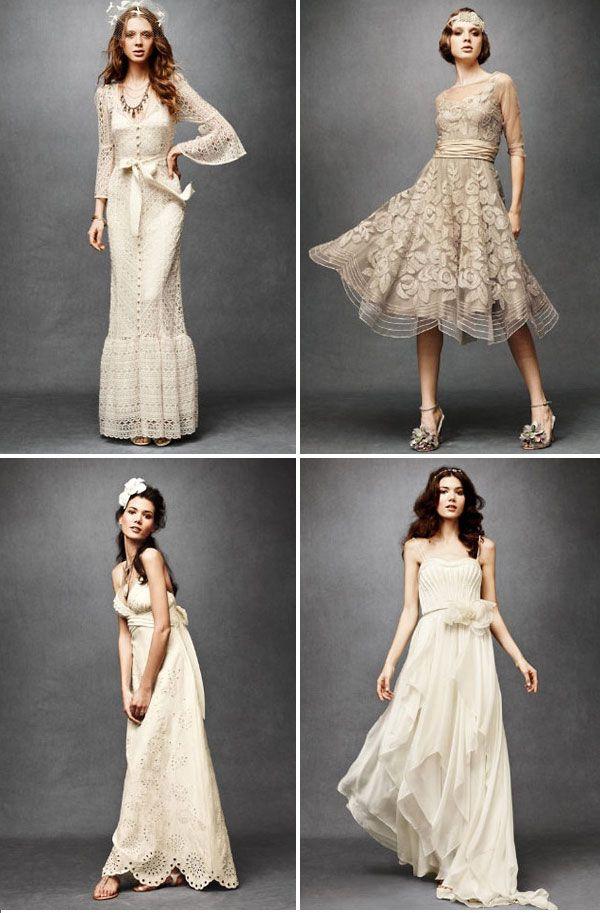 Der Trend zur Vintage-Hochzeit - das passende Brautstyling ...