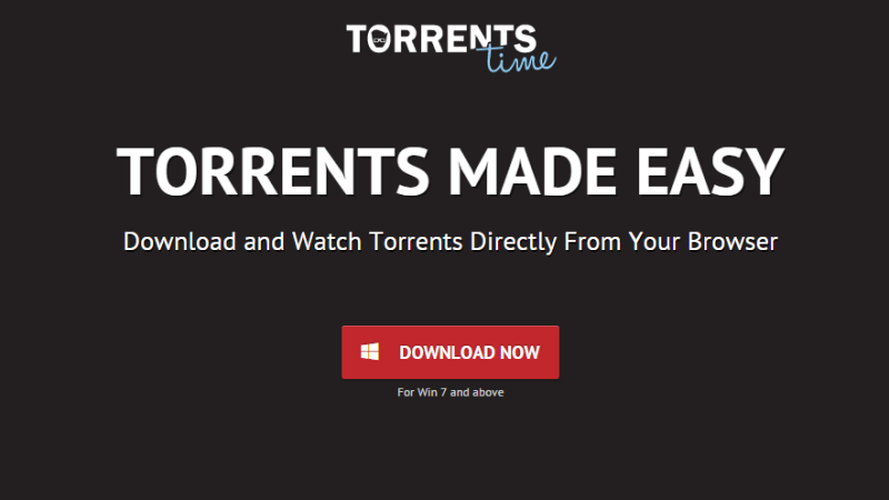 Torrents Time Streams Torrents In Your Browser While They Download Torrent Browser Streaming