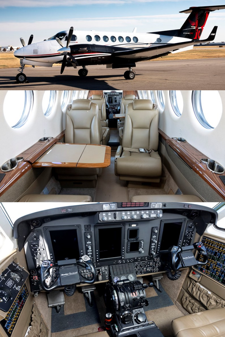 2015 King Air 350i for Sale in 2020 Luxury private jets