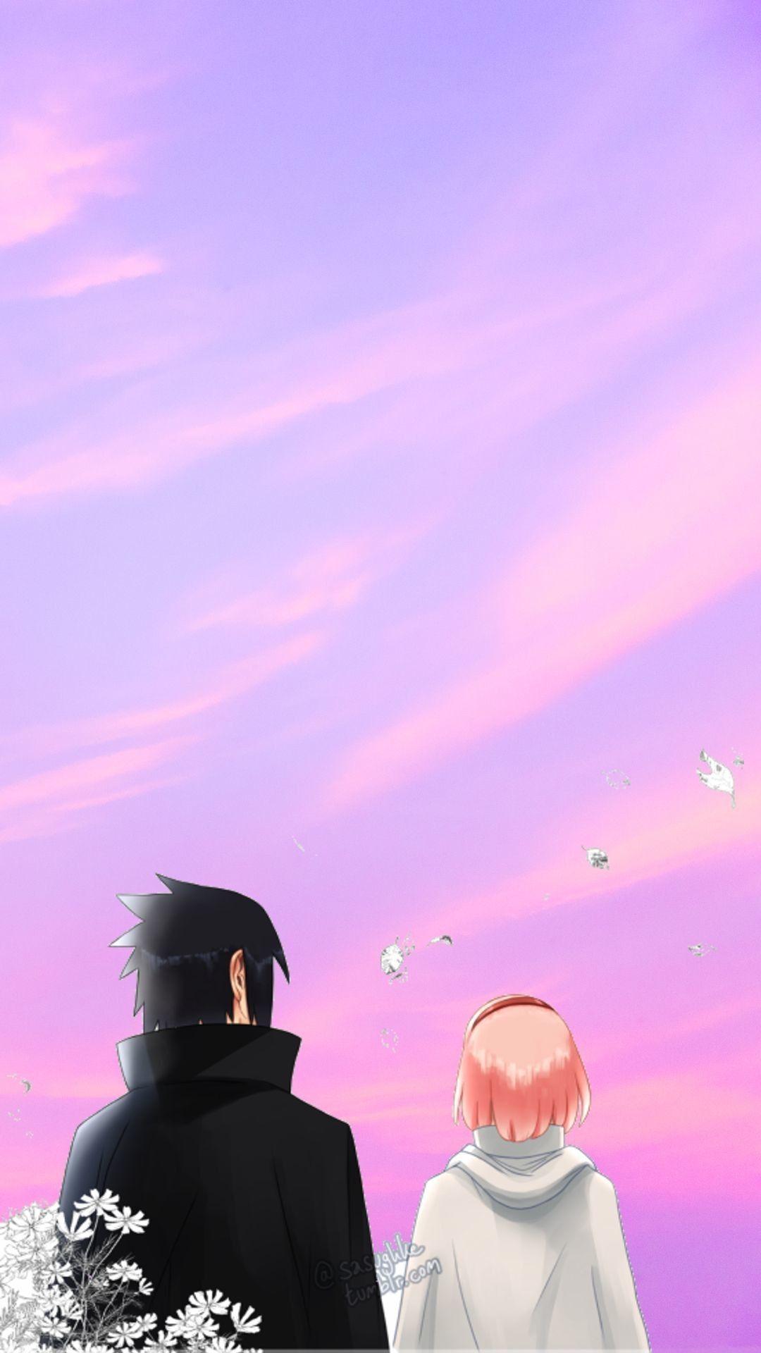 Sasuke And Sakura Wallpapers 68 Pictures Gambar Manga Gambar Gambar Anime
