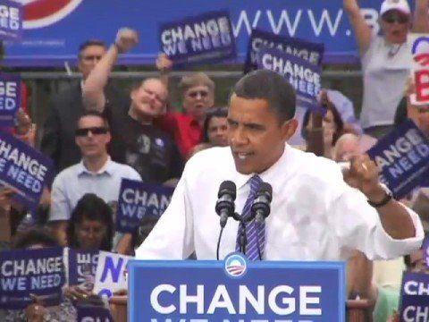 Yes We Can: North Carolina - 2008