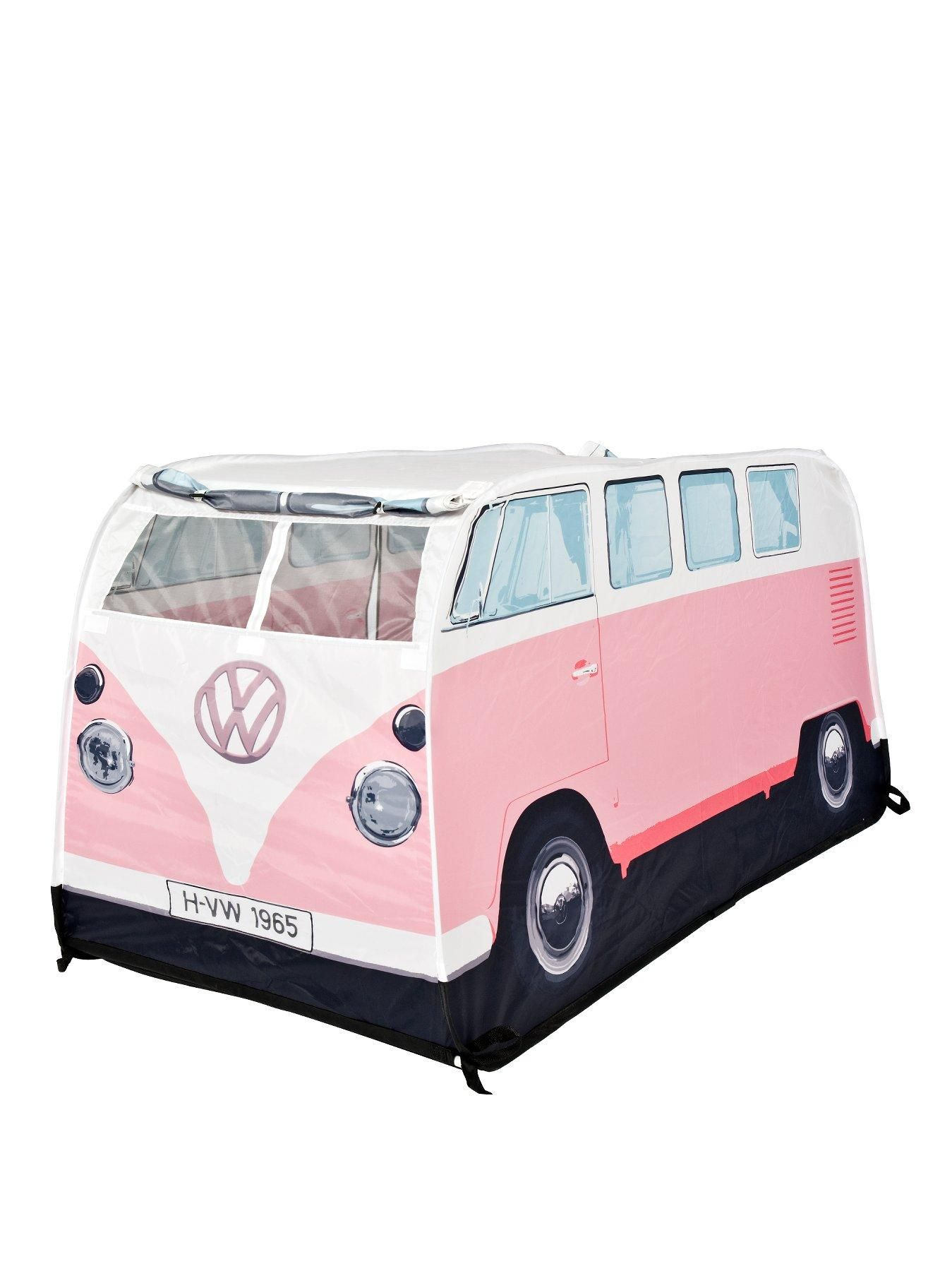 259 & Volkswagen VW Kids Pop Up Tent - Pink | very.co.uk | Kids in 2019 ...