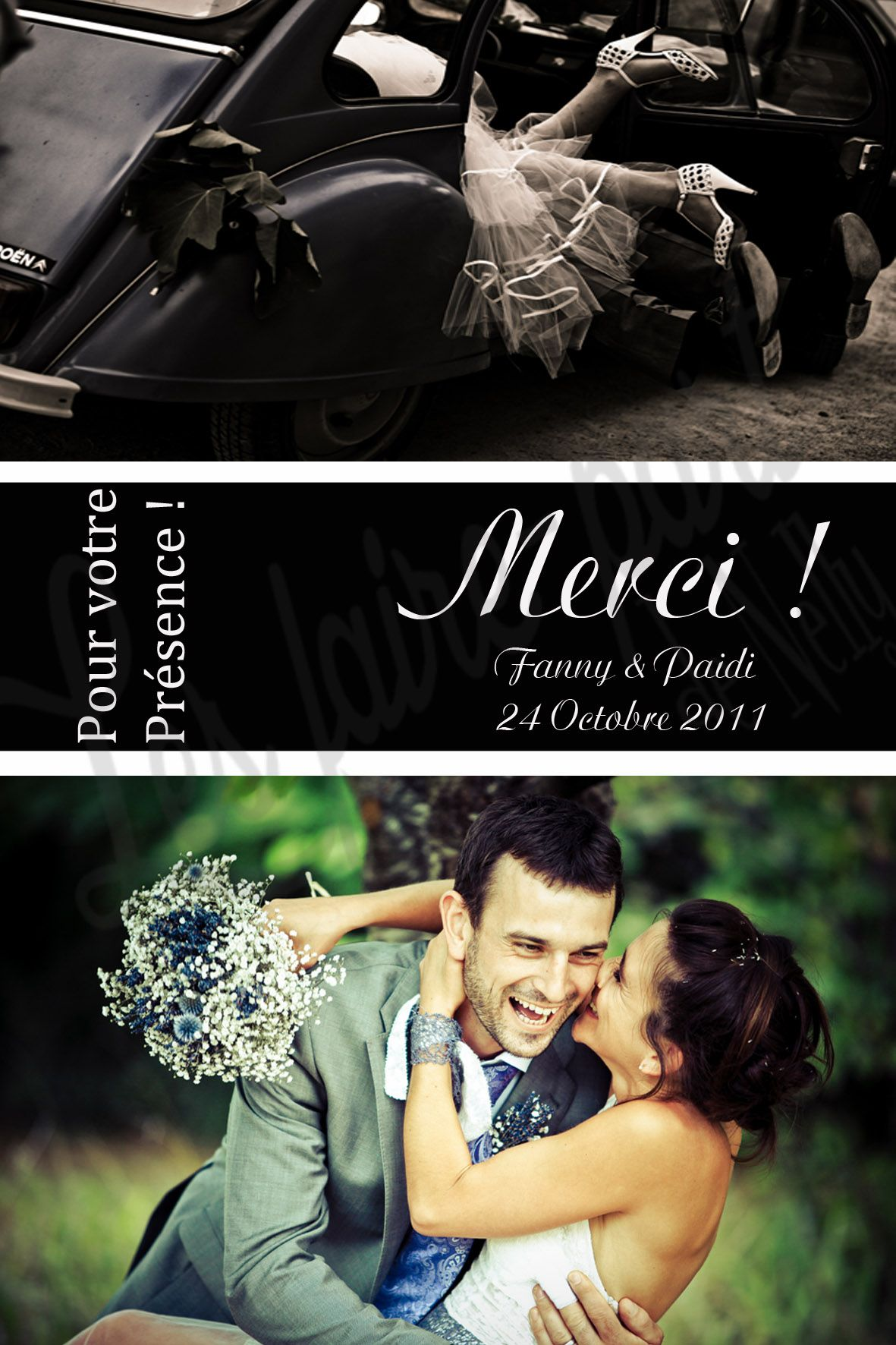 1000 images about carte remerciement mariage on pinterest virginia vineyard and mariage - Remerciement Mariage Photo