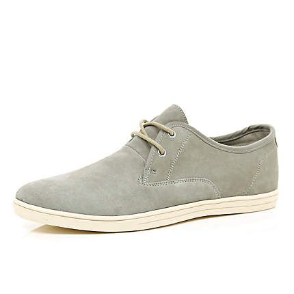 light grey suede trainers £2000  suede trainers boots