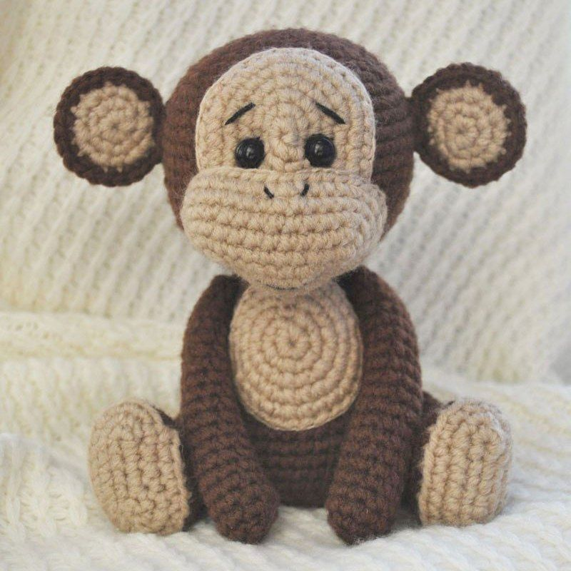 h keln naughty affe freies amigurumi muster tiere amigurumi pinterest amigurumi muster. Black Bedroom Furniture Sets. Home Design Ideas