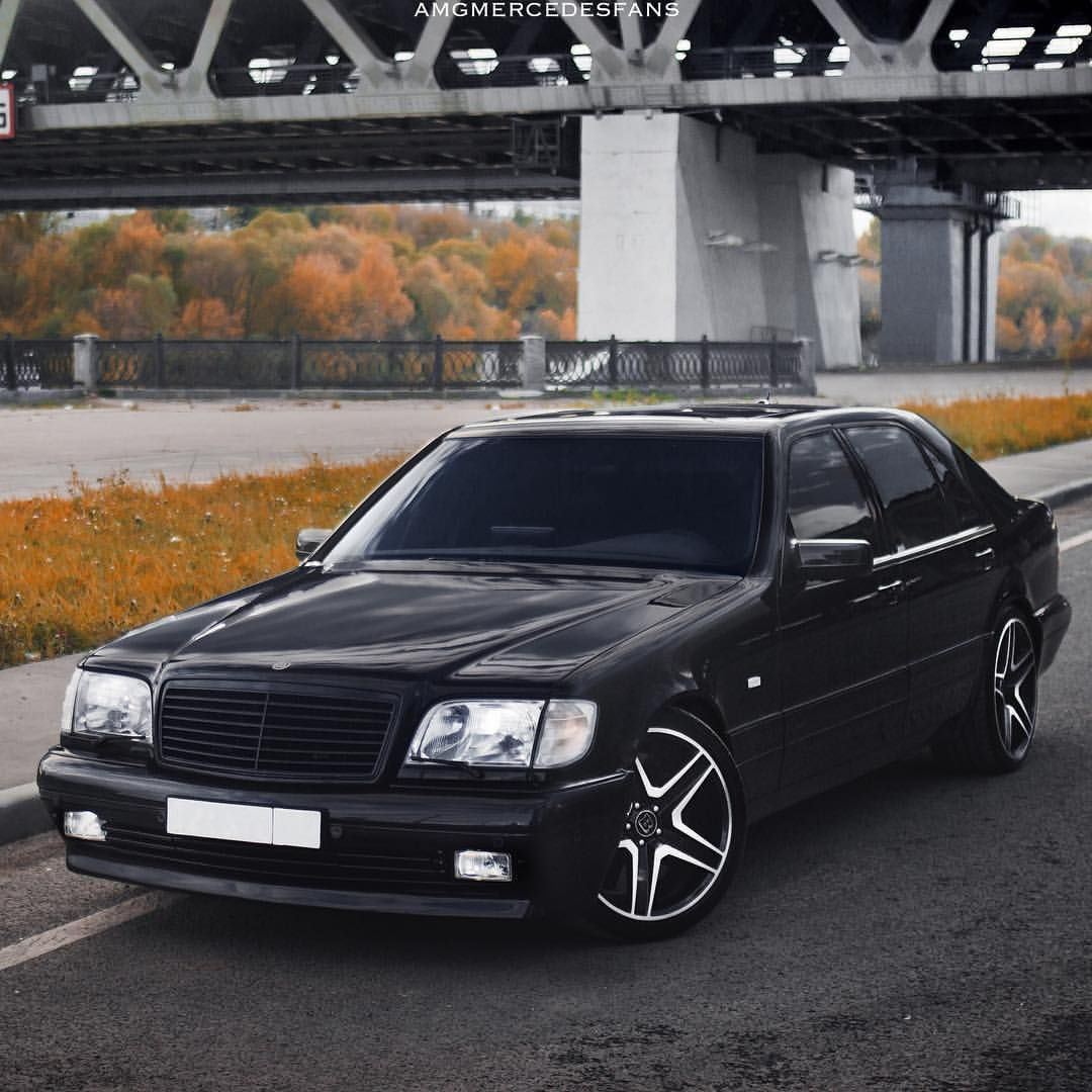 What a Russian Mafia Uses I Love These W140 ! This Particular One Is a  Brabus 7.3! : @ivanorlov #SClass #W140 #Brabus