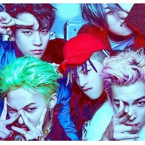 Dopee Bigbang Fxxkit Madefullalbum Lastdance Gd Gdragon Jiyong
