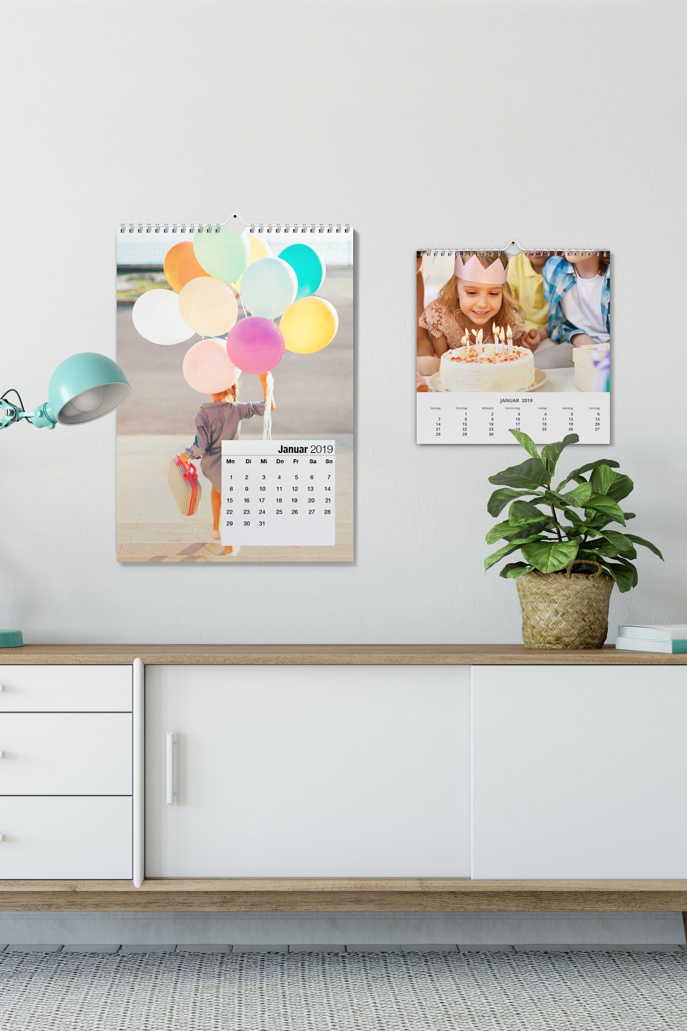 erstelle ganz individuelle fotokalender zum geburtstag mit. Black Bedroom Furniture Sets. Home Design Ideas