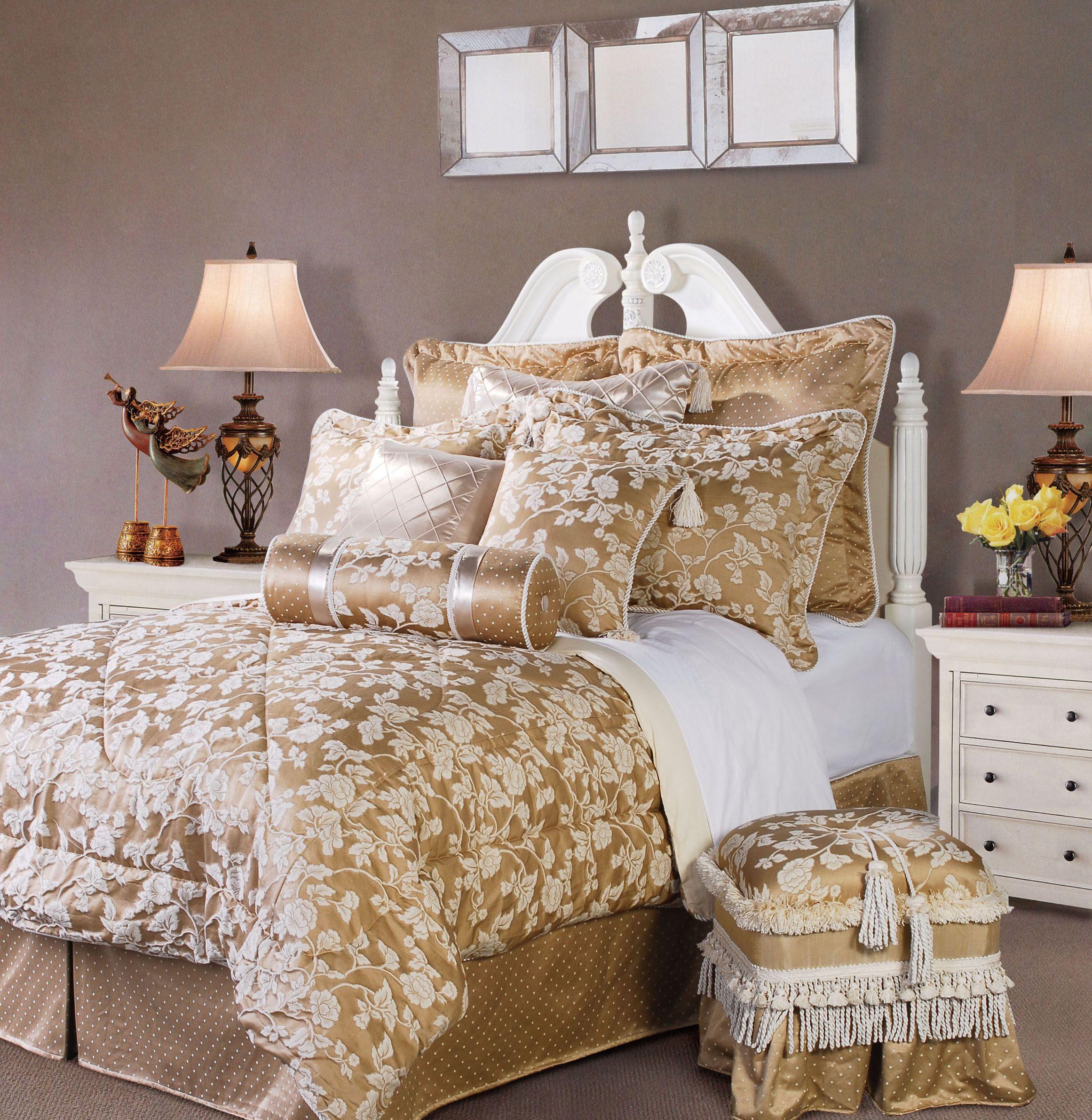 Jennifer Taylor Brand Heirloom Collection Comforter sets