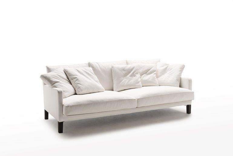 10 Questions With Piero Lissoni With Images Sofa Divani Design Fabric Sofa