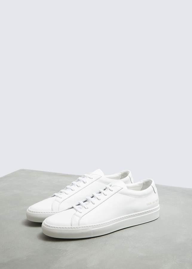 cheap for discount f17c5 5c3e3 Common Projects Original Achilles Low Sneaker