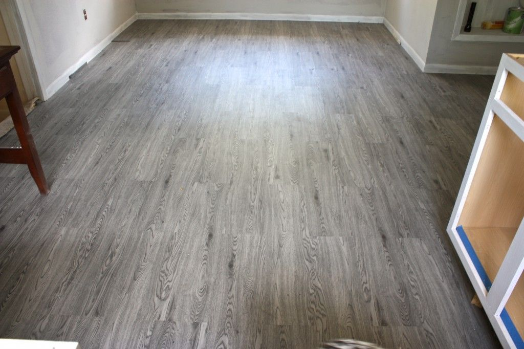 Hard To Believe This Is Vinyl Plank Beautiful Color And Wood Grain Vesdura Flooring Century Oak From Builddirect