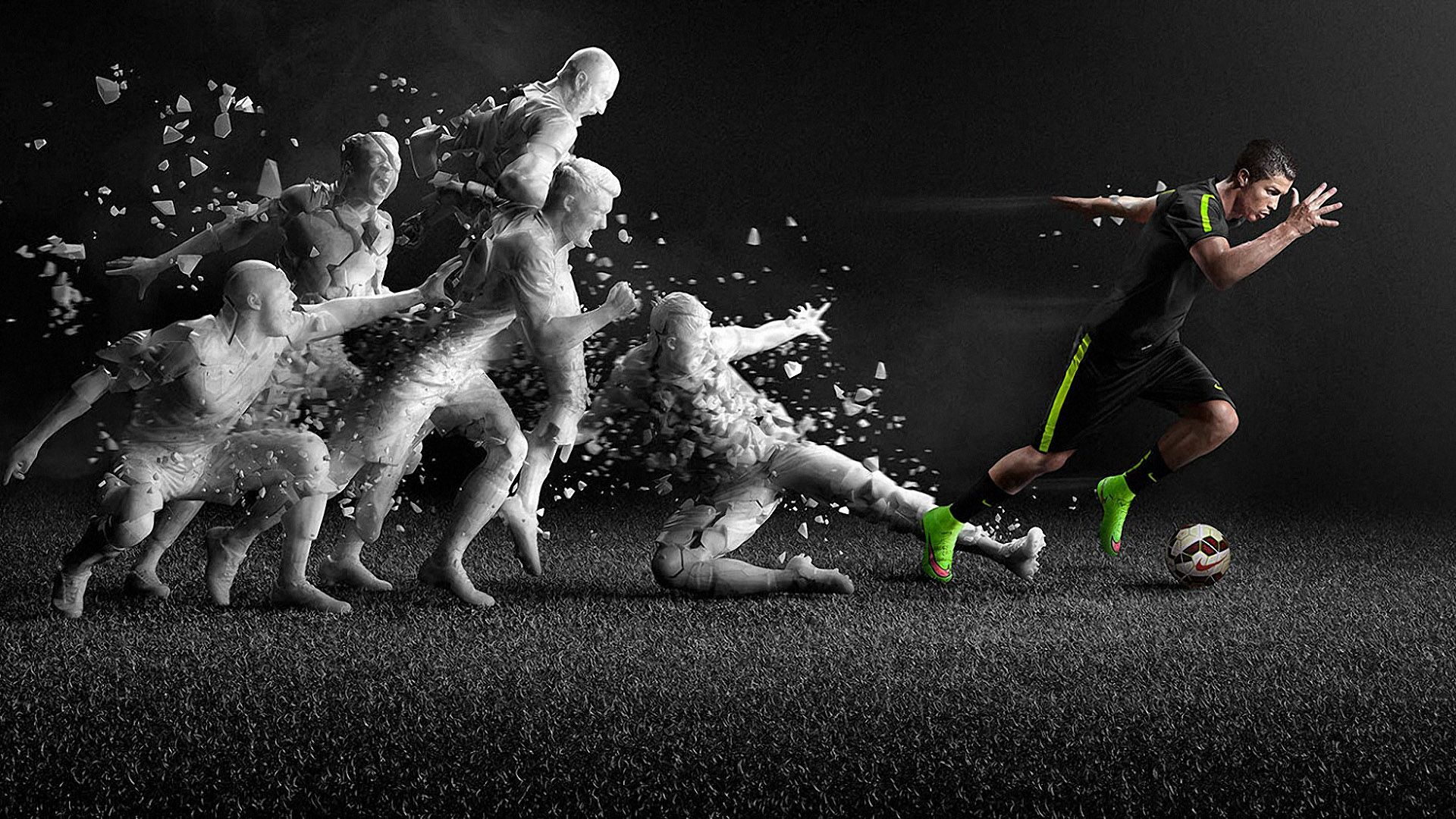 Cr7 Galaxy Wallpapers High Definition Free Download
