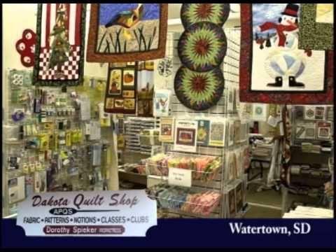 Watertown South Dakota's Dakota Quilt Shop On Our Story's The ... : dakota quilt shop - Adamdwight.com