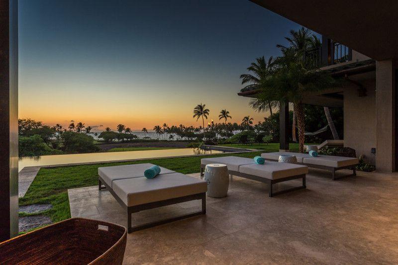 Big Dreams Explore This Beautiful New Hawaiian Villa