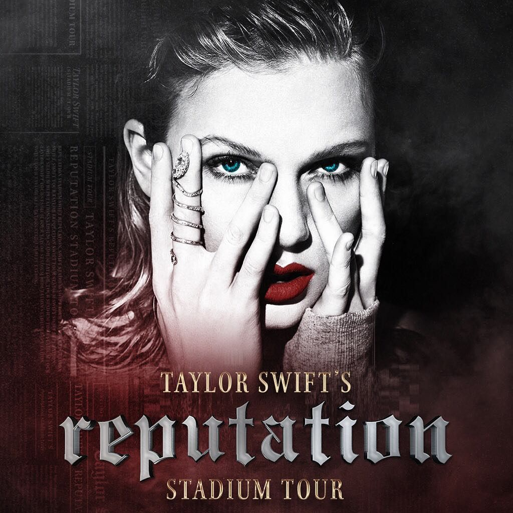 1 458 Likes 133 Comments Taylor Nation Taylornation On Instagram We Ll See You Soon The First R Taylor Swift Tickets Taylor Swift Concert Taylor Swift
