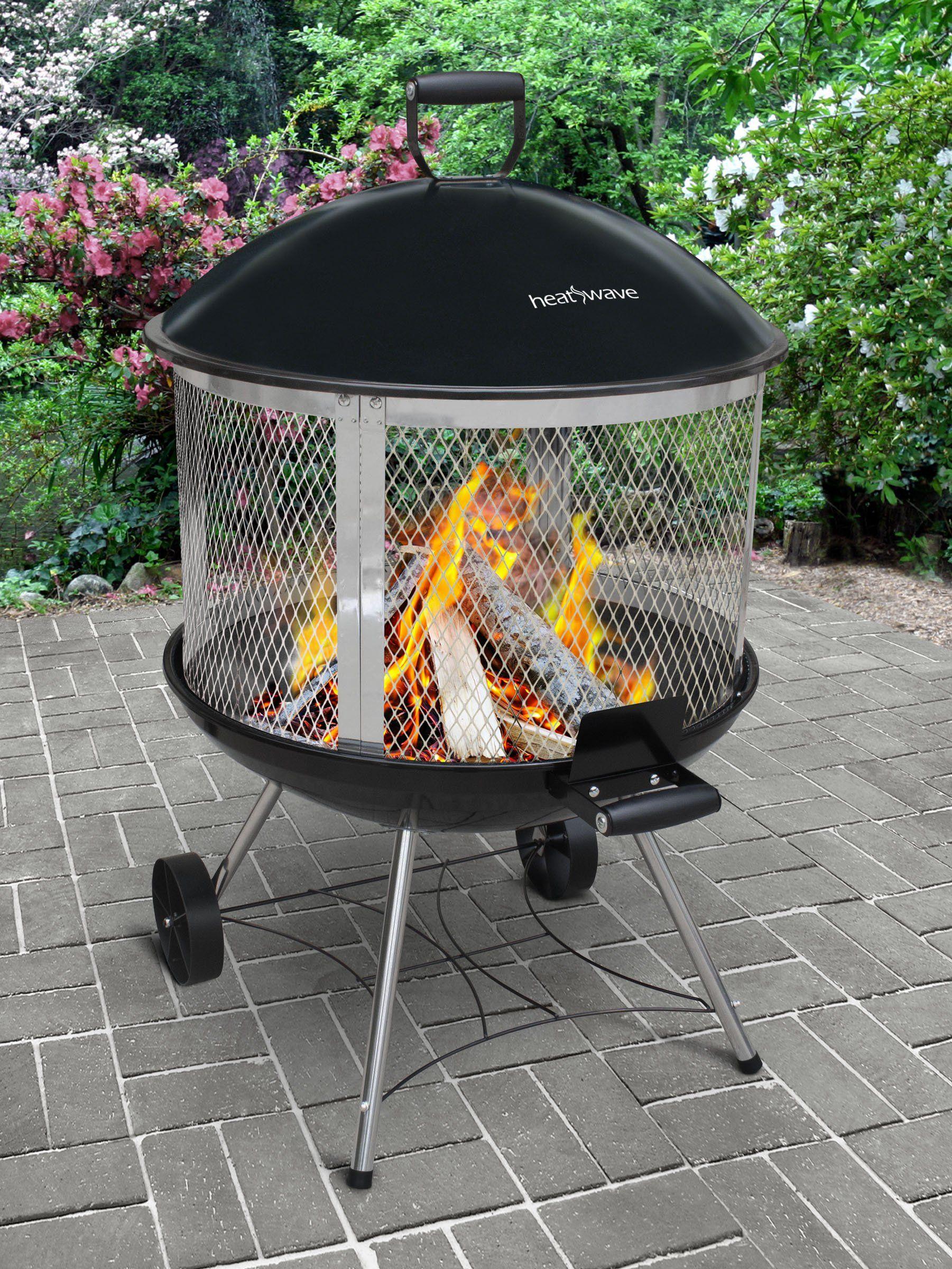 Landmann Outdoor Fireplace 1 9 Hus Noorderpad De