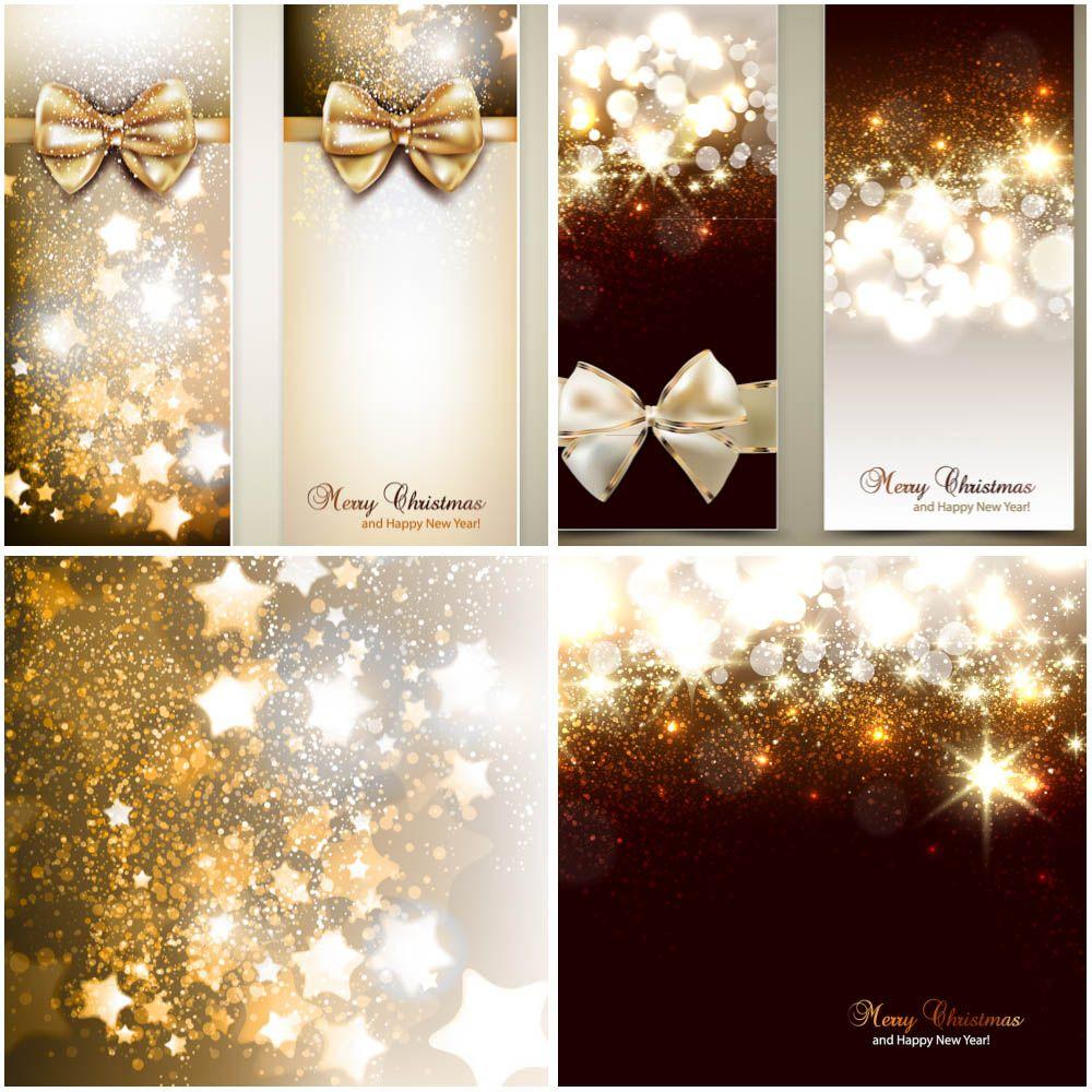 Elegant Christmas Background Images.Elegant Christmas Backgrounds And Banners Vector Christmas