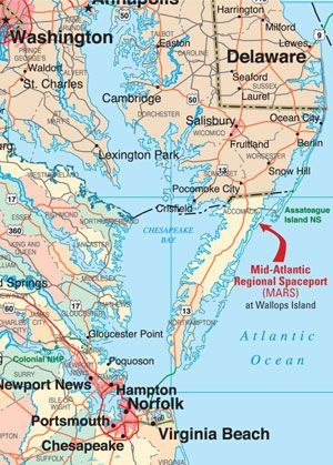 Image result for Delmarva Peninsula
