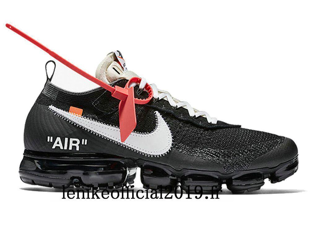Nike Air VaporMax Chaussures pour White junior Sportswear